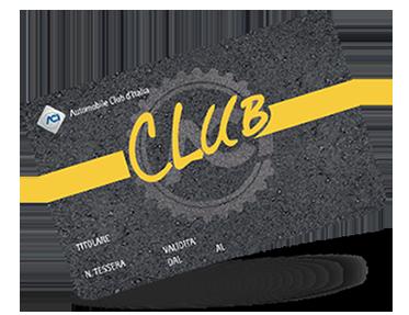 Tessera ACI Club